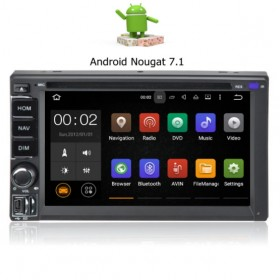 Digital IQ AN7802GPS DVD 2 DIN Android