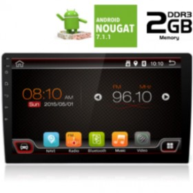 IQ-AN7910 GPS(10inc) 2-DIN TABLET 10.1 inces ANDROID 7.1.1. MULTIMEDIA ΟΘΟΝΗ