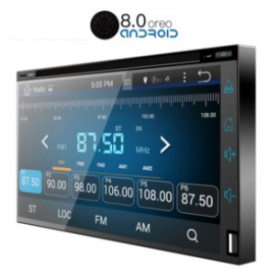 IQ-AN8680 GPS (DVD) MULTIEDIA 2-DIN ANDROID 8 OREO ΟΘΟΝΗ MONITOR 6.95 INCES FULL HD TOUCHSCREEN